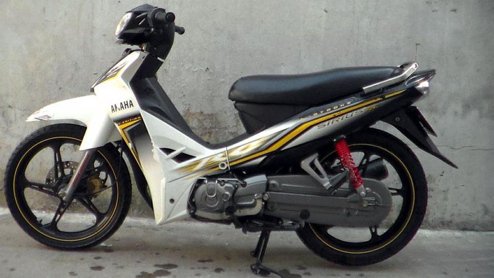Công an Yên Dũng làm rõ vụ trộm xe máy